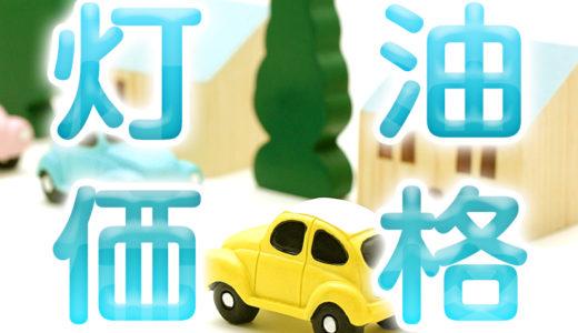 灯油 価格(配達時) 栃木県の相場と推移(グラフ) (2021/3/1)