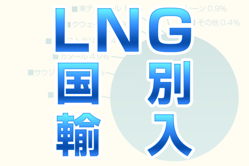 lng 輸入